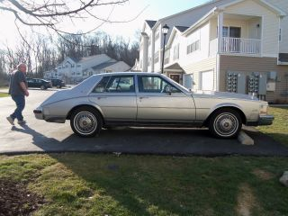1985 Cadillac Seville Elegante photo