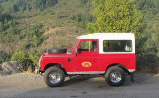 1980 Landrover Series Iii photo