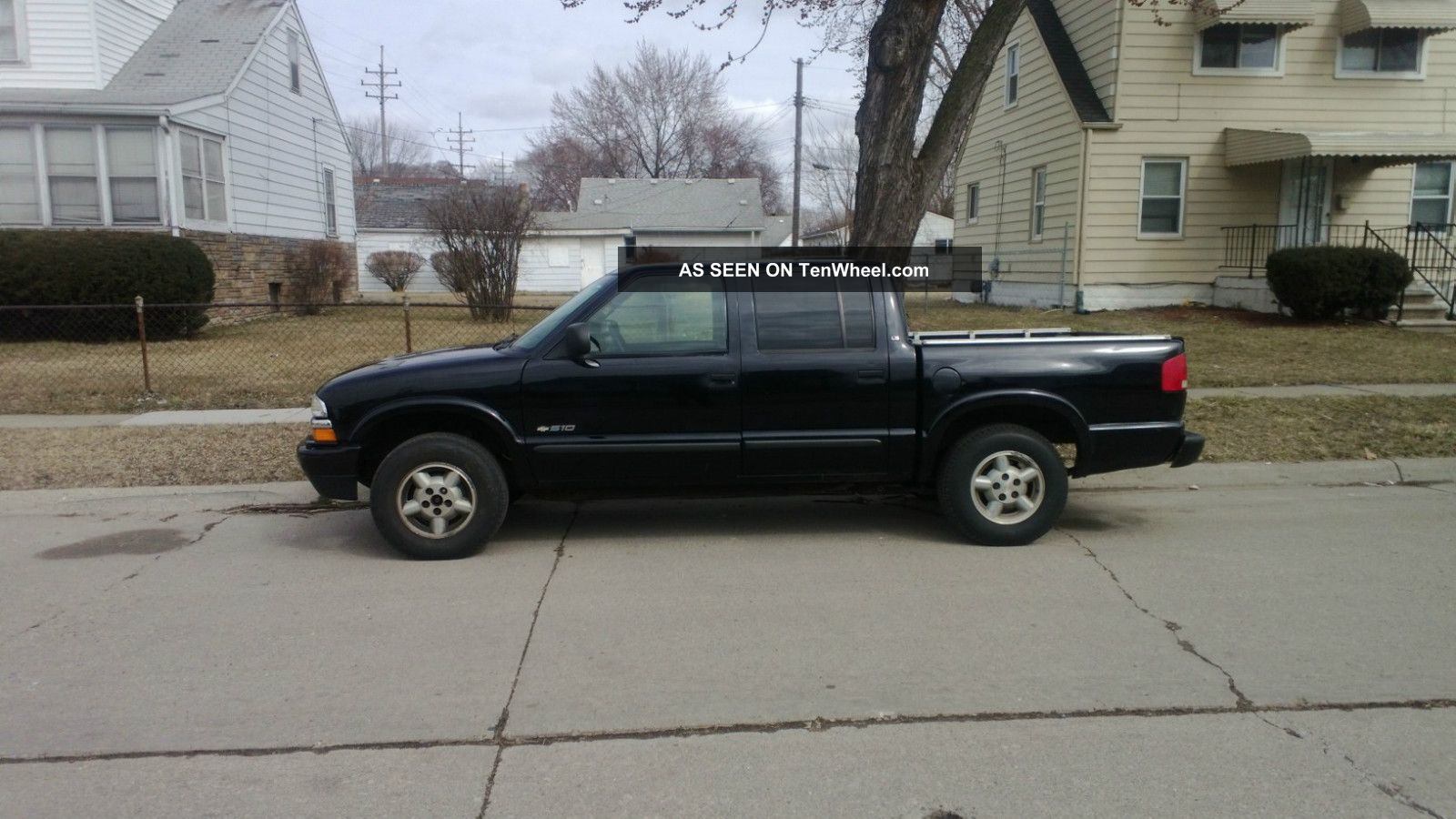 2003 chevrolet s10 zr5 crew cab pickup 4 door 4 3l. Black Bedroom Furniture Sets. Home Design Ideas