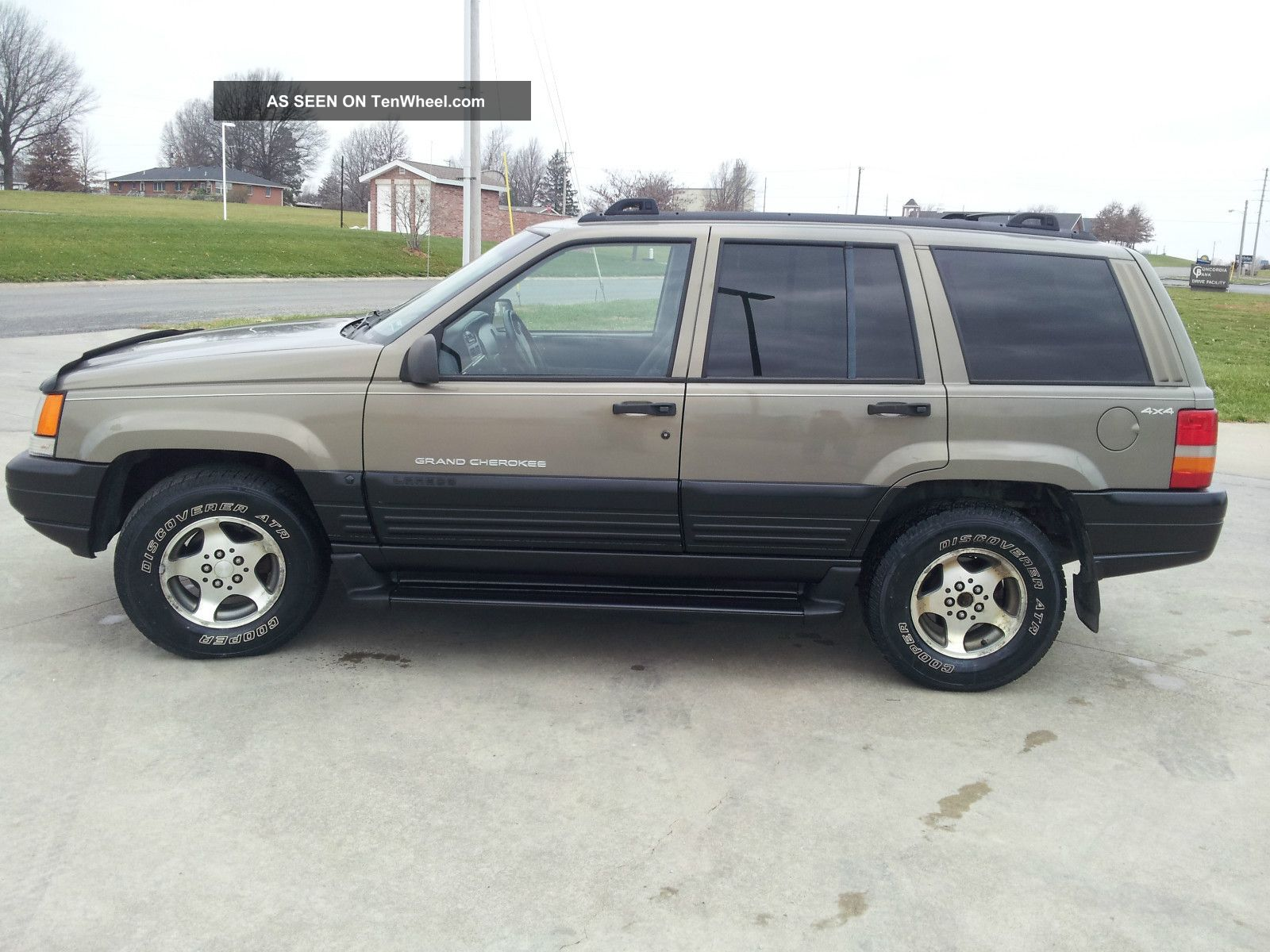 1997 jeep grand cherokee laredo 4 0l 6 cyl great deal. Black Bedroom Furniture Sets. Home Design Ideas