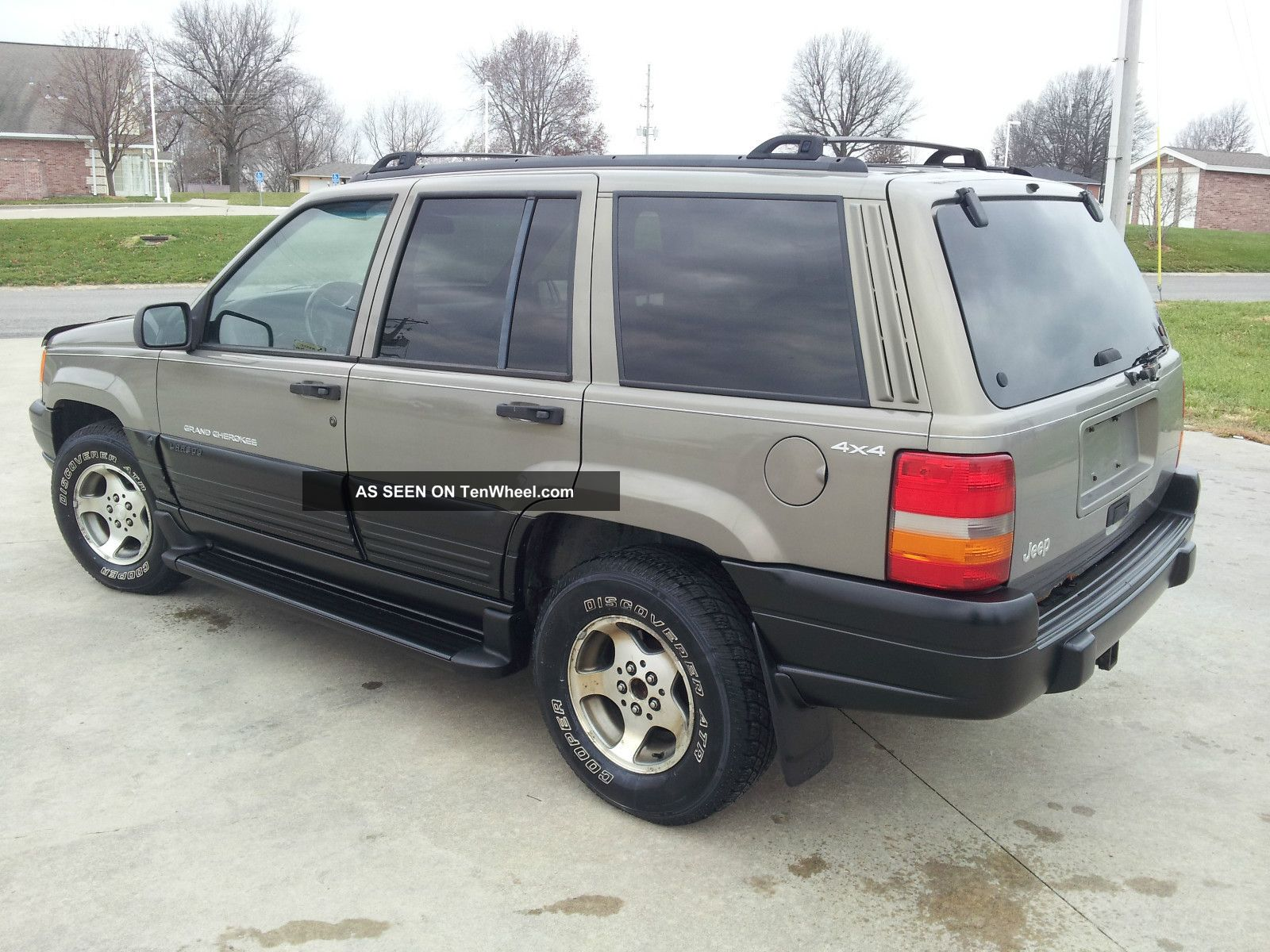 1997 jeep grand cherokee laredo 4 0l 6 cyl great deal grand cherokee. Black Bedroom Furniture Sets. Home Design Ideas