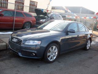 2011 Audi A4 Quattro Base Sedan 4 - Door 2.  0l - Premium Package photo