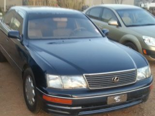 1995 Lexus Ls400 Base Sedan 4 - Door 4.  0l photo