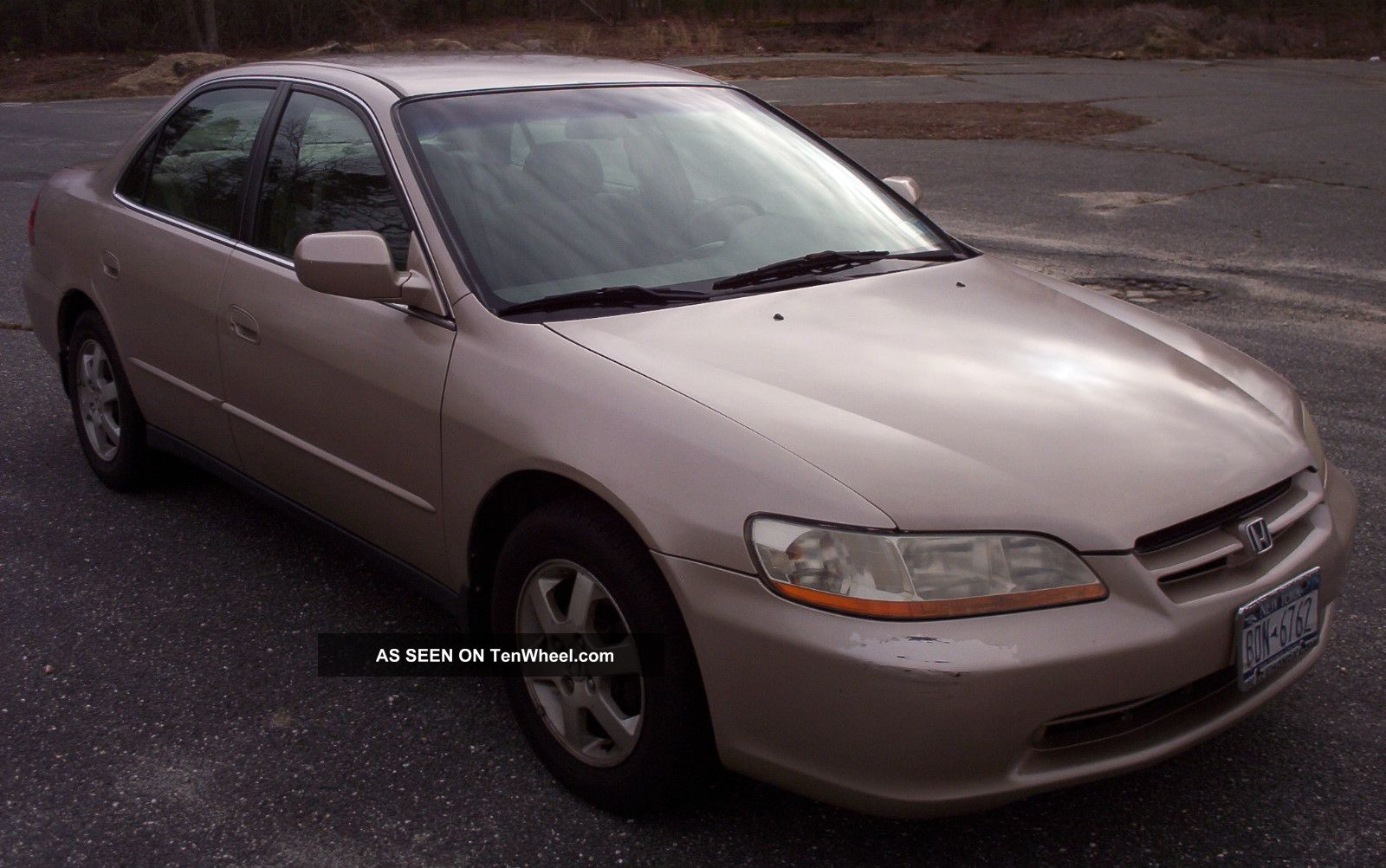 2000 honda accord se 4 door auto for 2000 honda accord driver side window