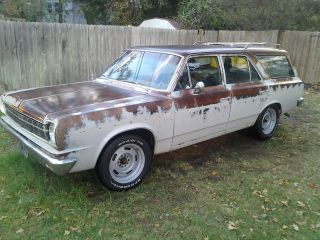 1969 American Rambler 440 Vintage Rust Barn Find 69 Amc 68 Amx Rat Rod Pro photo