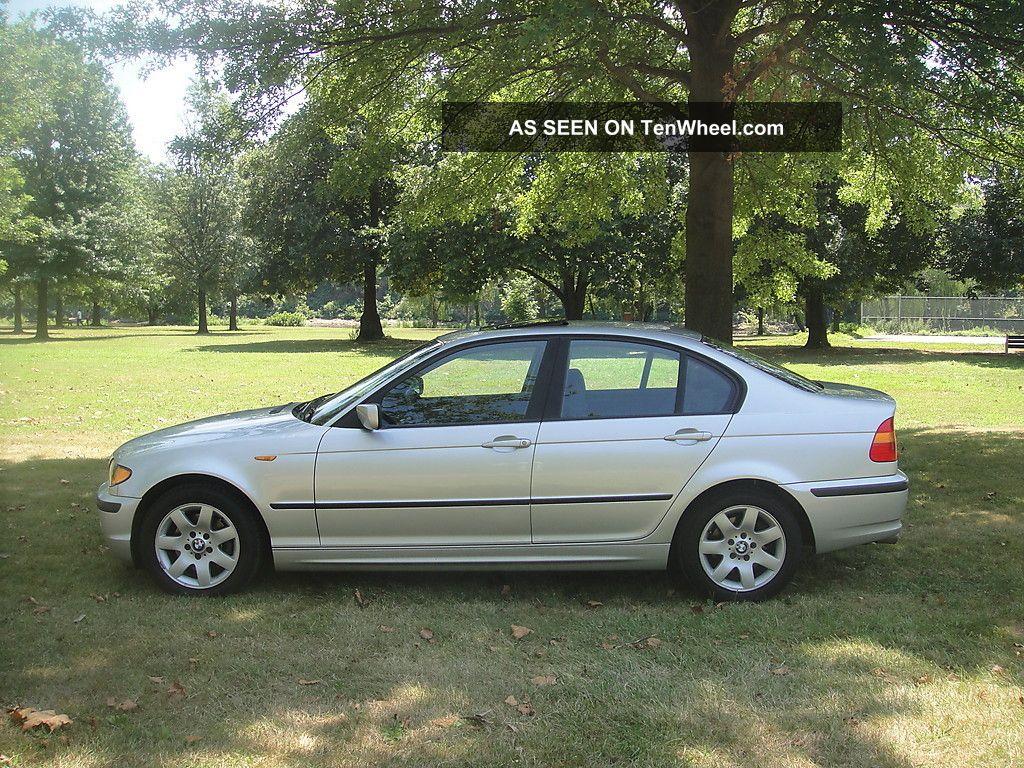2003 Bmw 325 Xi All Wheel Drive In
