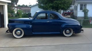 1941 Ford Coupe Flathead photo