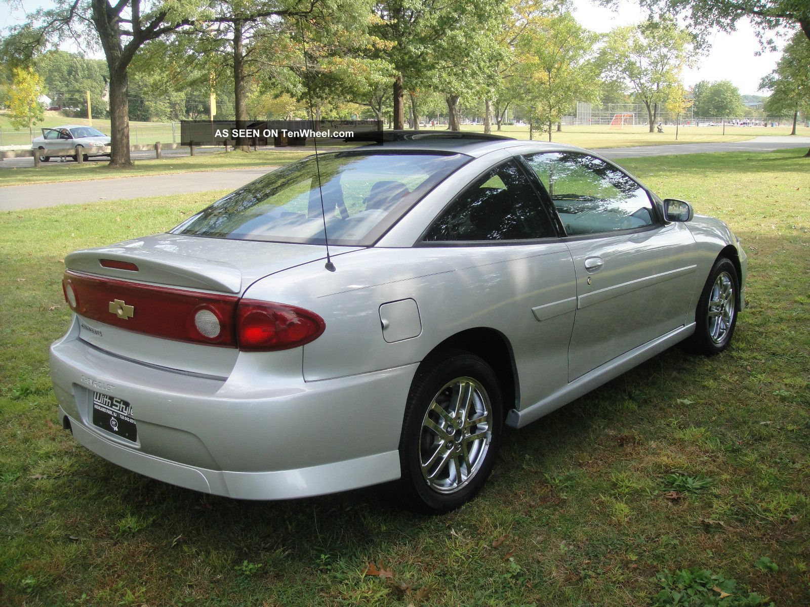 2005 chevrolet cavalier ls sport coupe fully loaded cavalier photo 5. Cars Review. Best American Auto & Cars Review