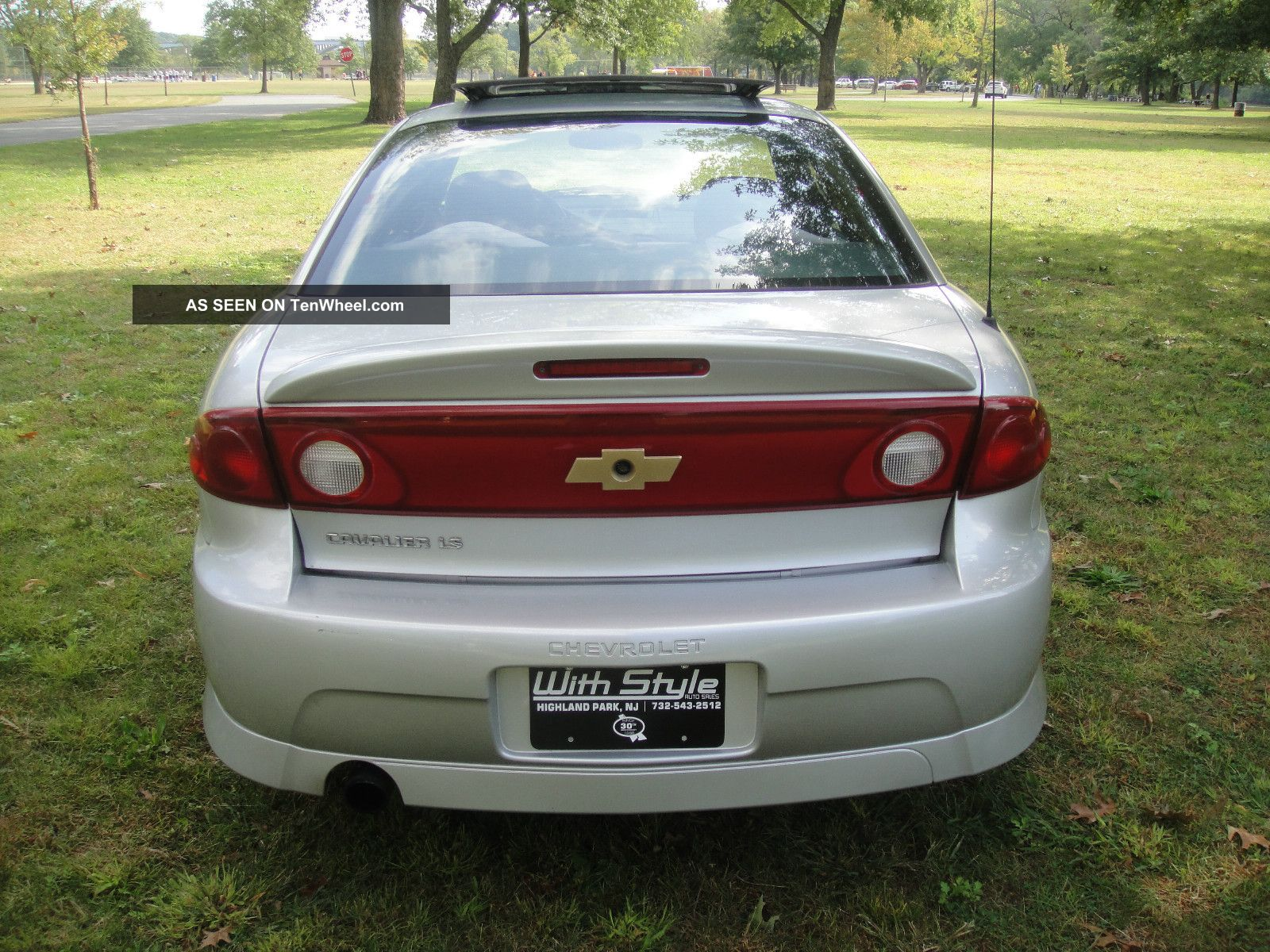 2005 chevrolet cavalier ls sport coupe fully loaded cavalier photo 6. Cars Review. Best American Auto & Cars Review