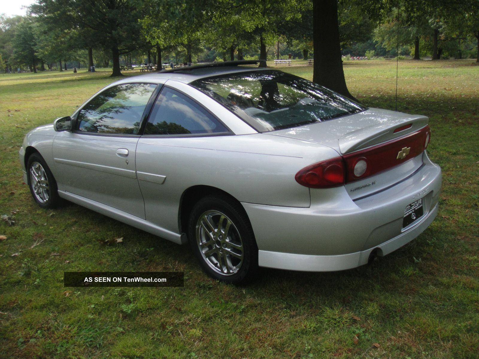 2005 chevrolet cavalier ls sport coupe fully loaded cavalier photo 7. Cars Review. Best American Auto & Cars Review