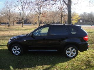 2008 Bmw X5 In Navi Pan Roof Rear View Fully Loaded photo