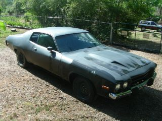 1973 Plymouth Roadrunner Base 5.  2l photo