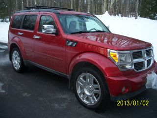 2007 Dodge Nitro Slt 3.  7l 4wd 4x4 Loaded Extras Leatherl 4 Door + Deal photo