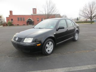 2000 Volkswagen Jetta Gls Sedan 4 - Door 2.  0l photo