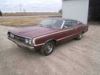 1968 Ford Torino Gt Fastback,  One Family Owned, photo