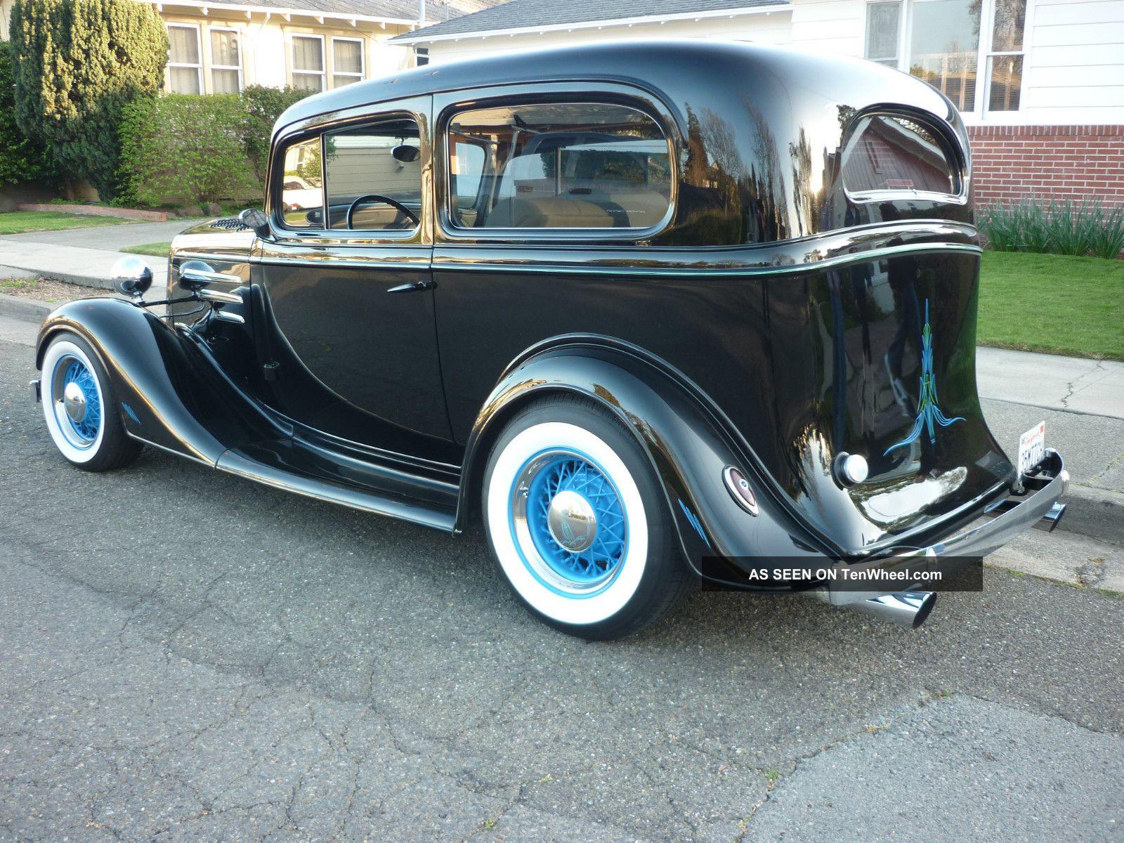 1935 chevrolet standard street hot rod custom 2 door 350 for 1935 ford 2 door sedan