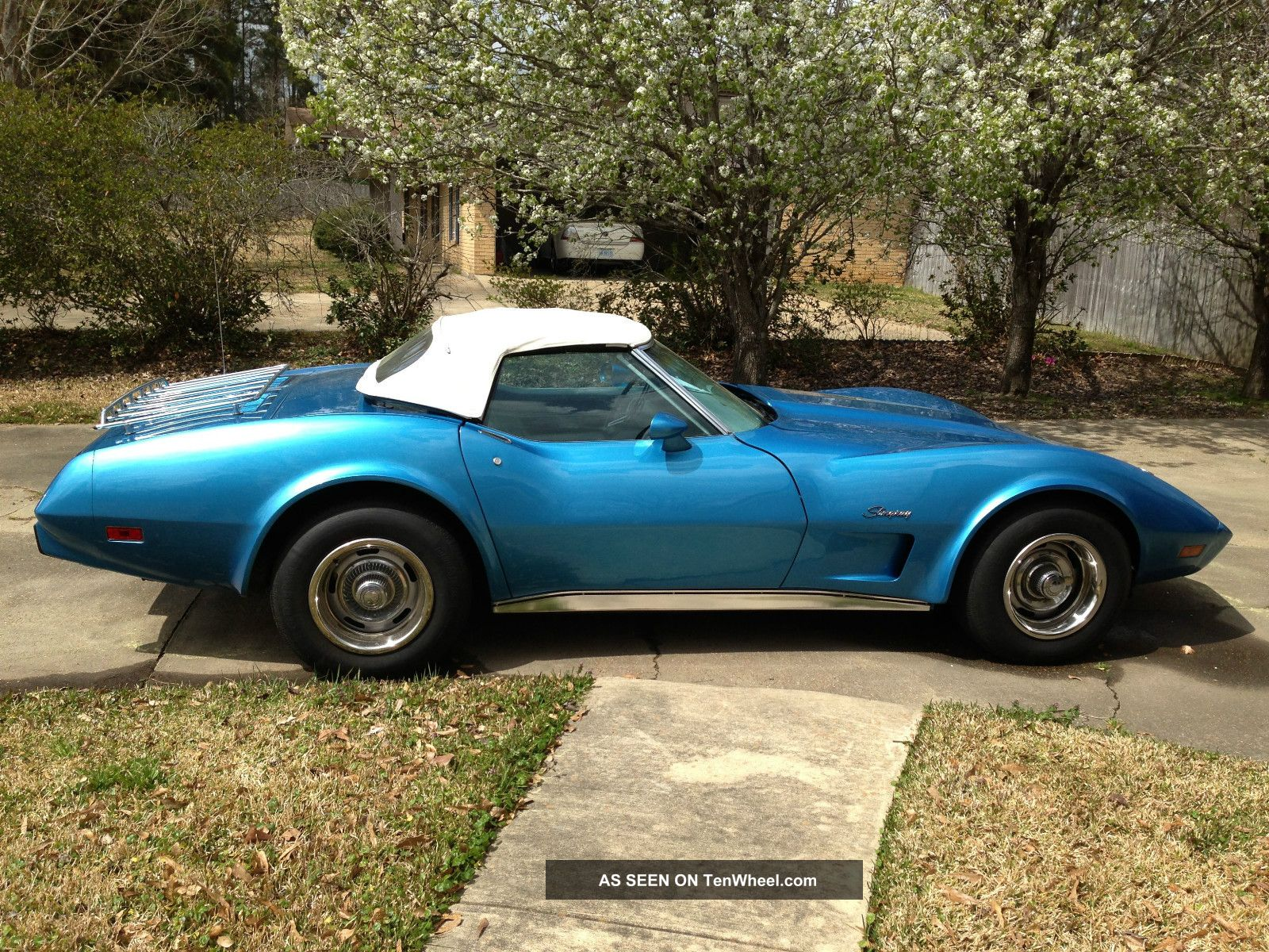 1975 chevrolet corvette convertible stingray corvette photo. Cars Review. Best American Auto & Cars Review