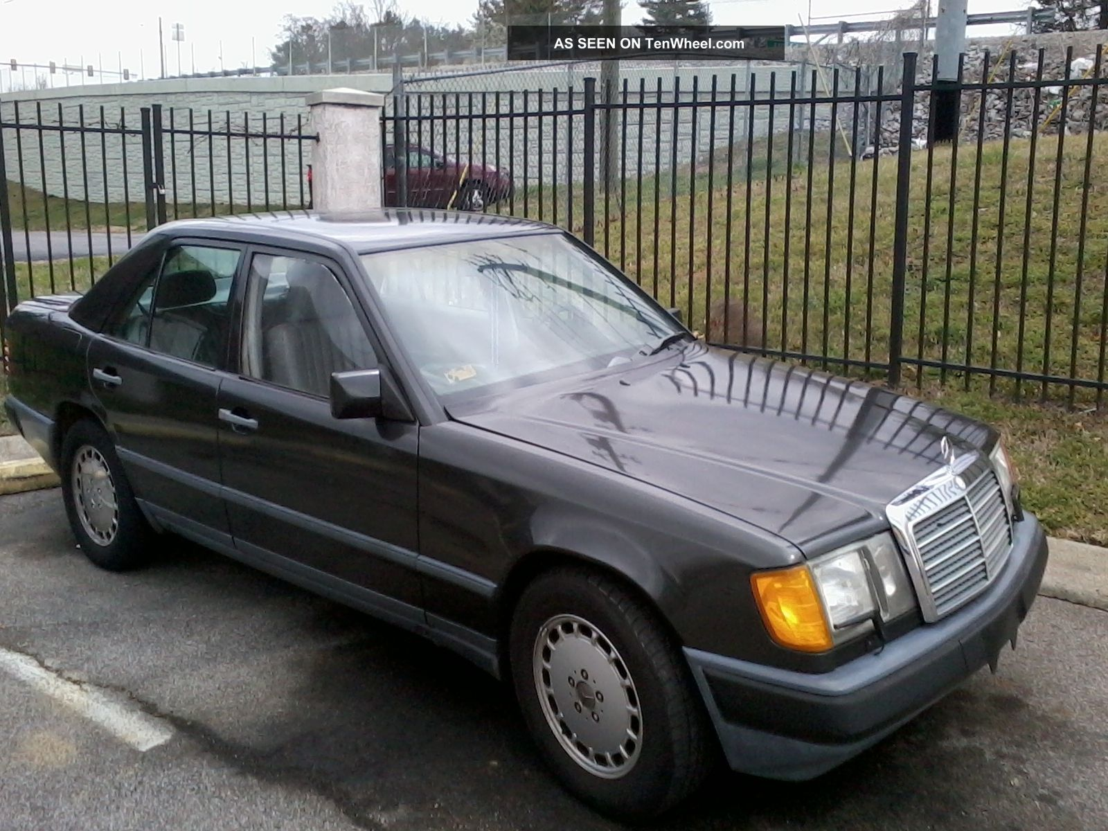 1987 mercedes benz 300e