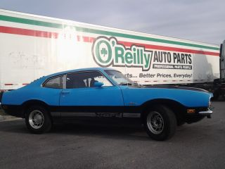 1971 Ford Maverick Base Sedan 2 - Door 5.  0l photo