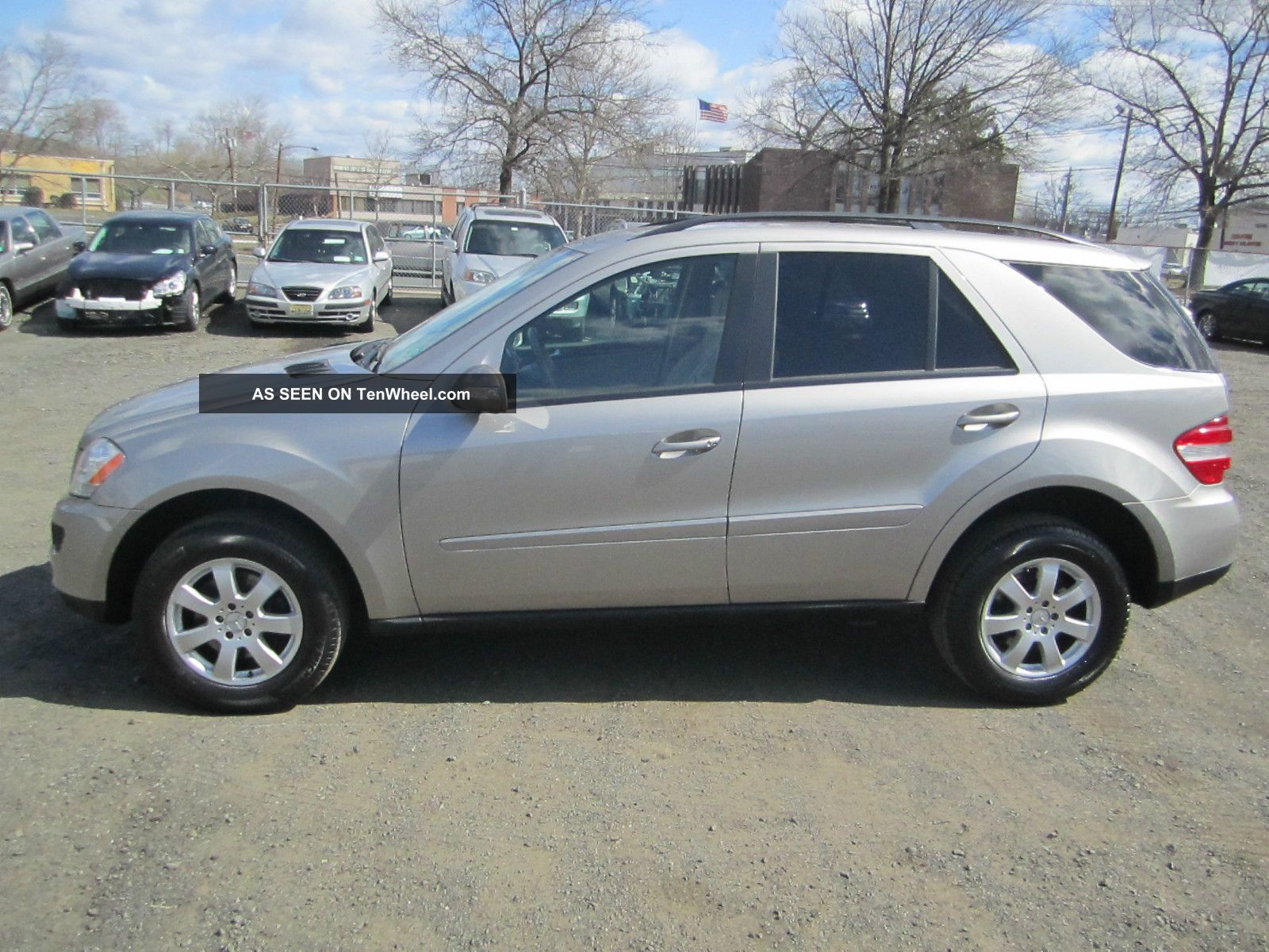 Mercedes benz ml350 price tag for 2006 mercedes benz ml350 price