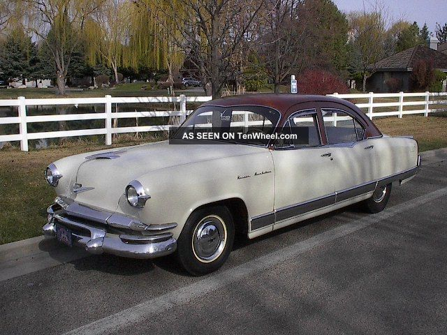1953 Kaiser Manhattan Investment Quality 100% Complete Other Makes photo