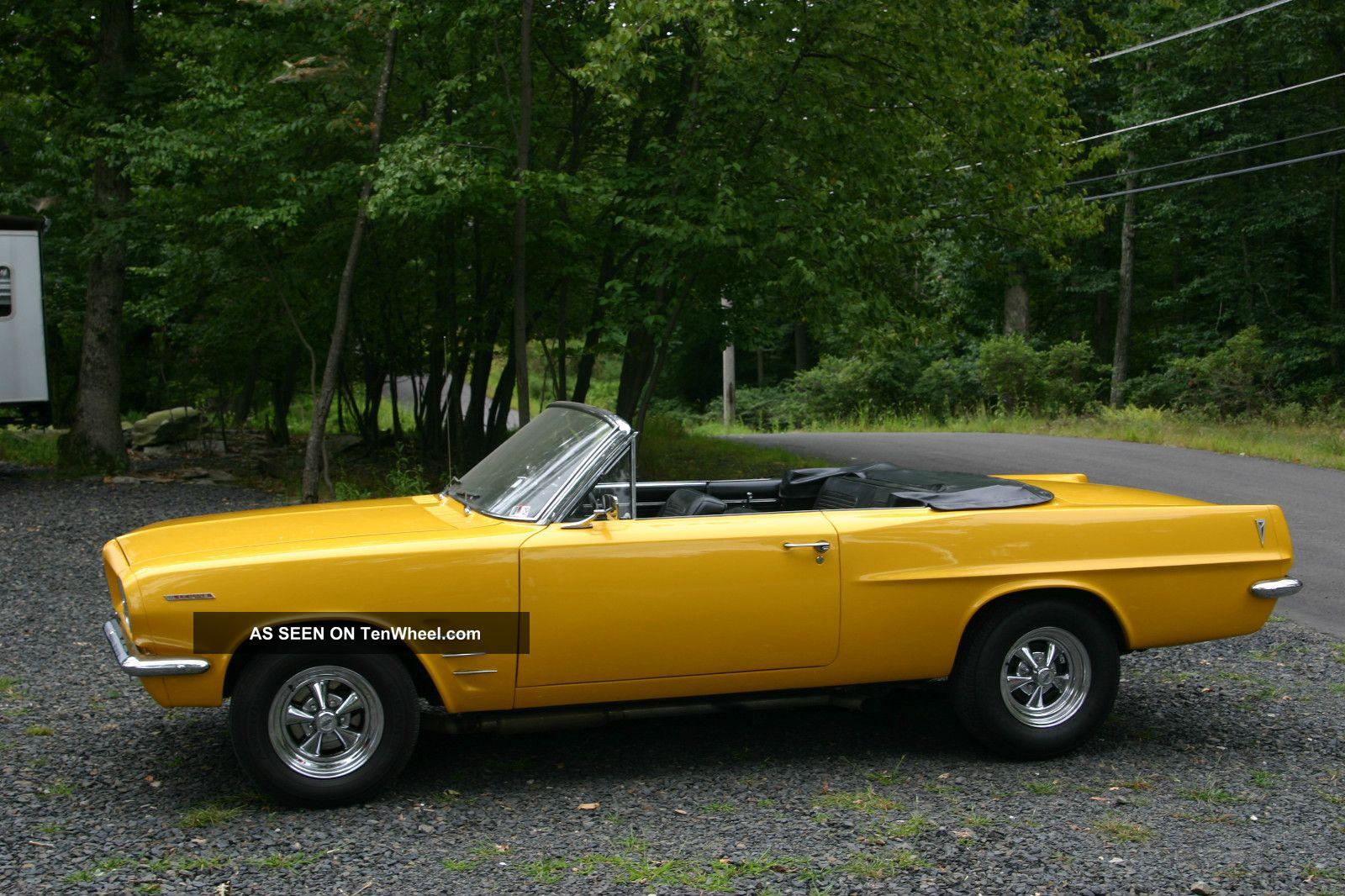 1963 Pontiac Lemans Convertible Chevy Powered Not \ Gto \ [ 1066 x 1600 Pixel ]
