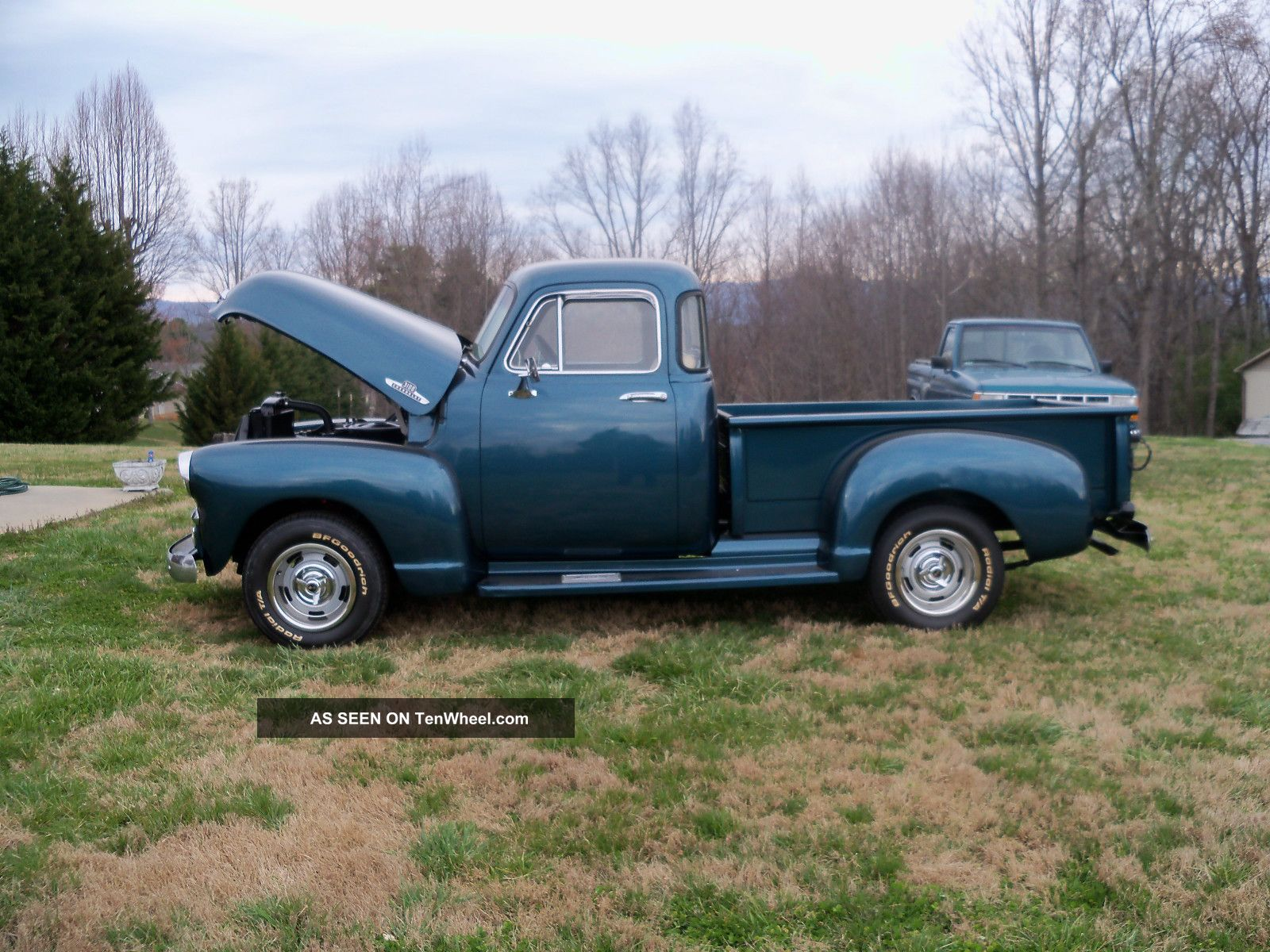1955 chevy 1st series pickup truck 5 window for 1955 chevy 5 window truck