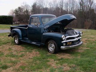 1955 Chevy 1st Series Pickup Truck 5 Window photo