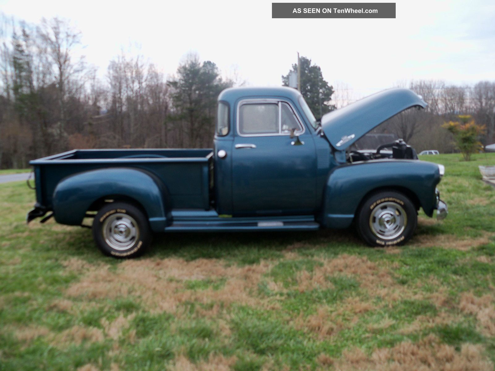 1955 chevy 1st series pickup truck 5 window for 1955 gmc 5 window pickup for sale