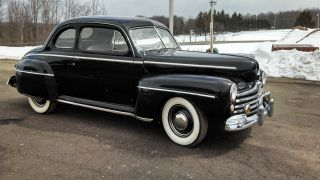 1947 Ford Deluxe Coupe Flathead V8 photo