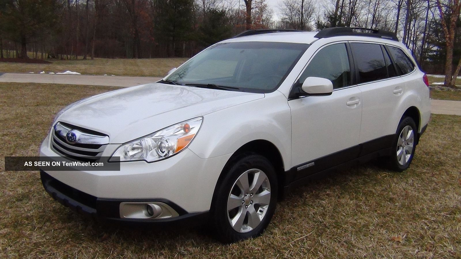 2011 Subaru Outback All Wheel Drive Outback photo