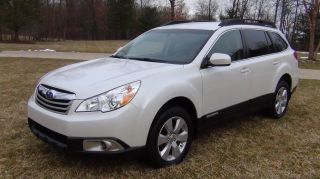2011 Subaru Outback All Wheel Drive photo