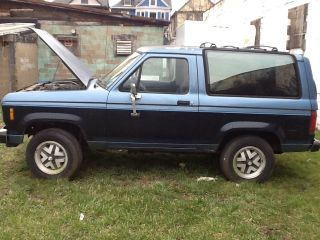 1988 Ford Bronco || - (great Find) photo
