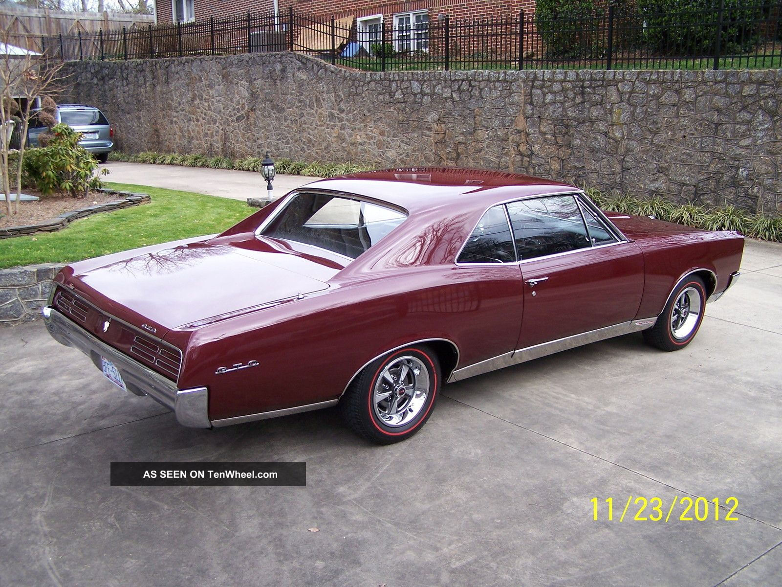 ... 1967 Pontiac Gto GTO photo 3 ...
