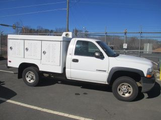 2001 Chevrolet Pick Up With Animal Control Body - Goverment Surplus - Virginia photo