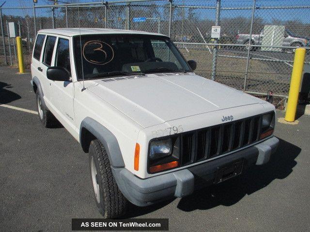 1999 Jeep Cherokee 4wd - Goverment Surplus - Virginia Cherokee photo