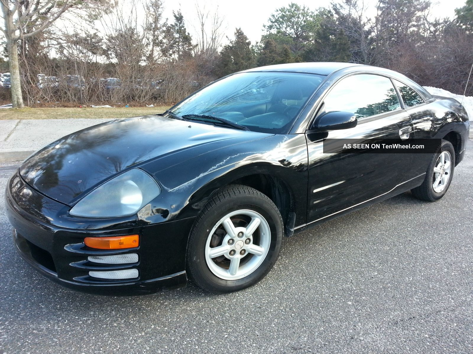 2000 Mitsubishi Eclipse Rs Crazy Automatic 2001 2002 2003 1999 Eclipse