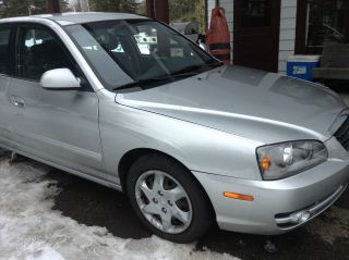 2005 Hyundai Elantra Gt Sedan 4 - Door 2.  0l photo