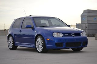 2004 Volkswagen Golf R32 Hatchback 2 - Door 3.  2l photo