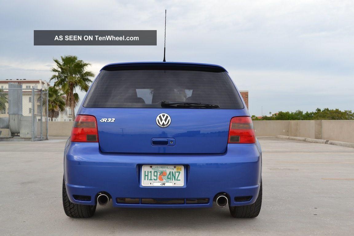 Volkswagen Golf 2004 2 Door 2004 Volkswagen Golf