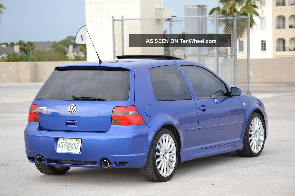 Volkswagen Golf R Hatchback Door L Lgw