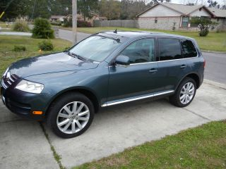 2004 Vw Touareg V10 Tdi photo