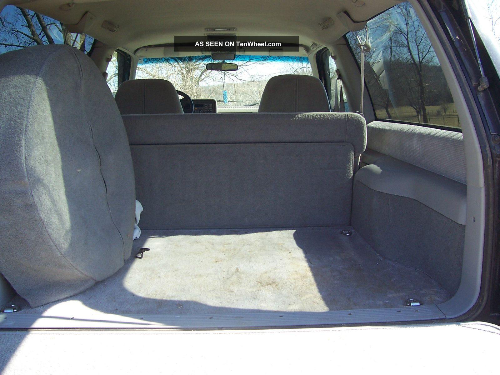 Door Blazer Silverado Tahoe Lgw on 1994 Chevrolet Blazer Specs