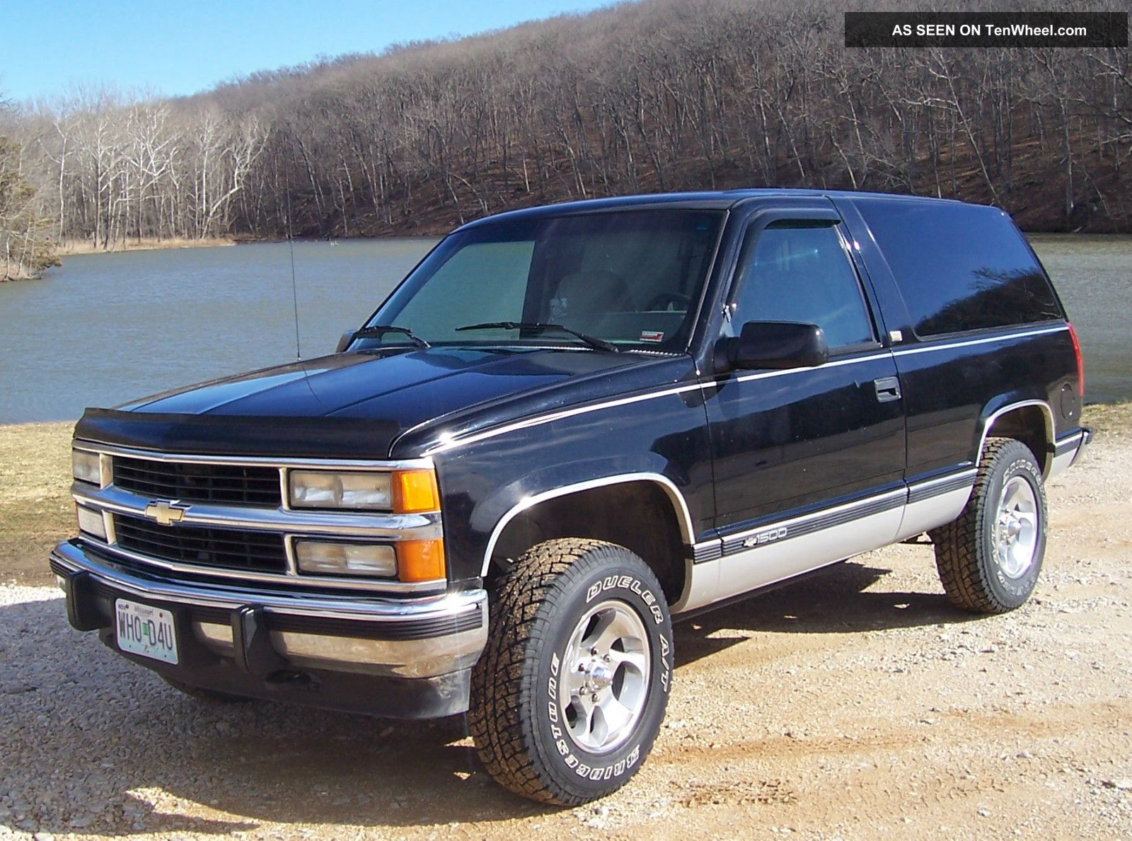 1994 2 door blazer silverado tahoe. Black Bedroom Furniture Sets. Home Design Ideas