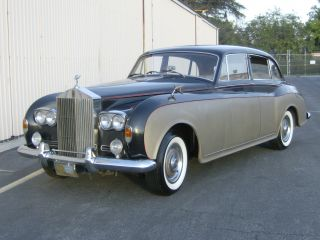 1962 Rolls Royce Silver Cloud Ii James Young Limo Rr Scii Coachbuilt photo
