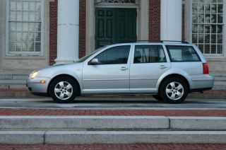 2003 Volkswagen Jetta Gls Wagon 4 - Door 1.  8l,  Owner photo