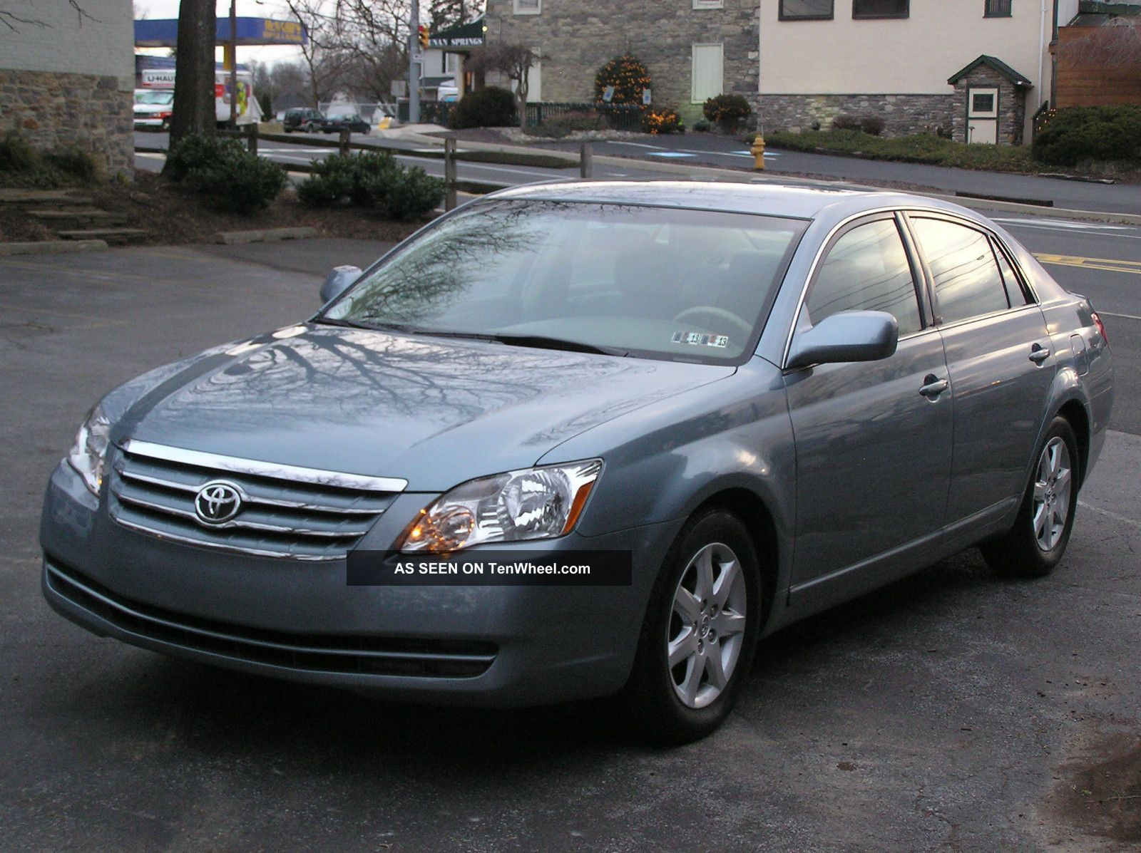 2006 Toyota Avalon Xl Sedan 4 Door 3 5l Mercedes Engine Diagram