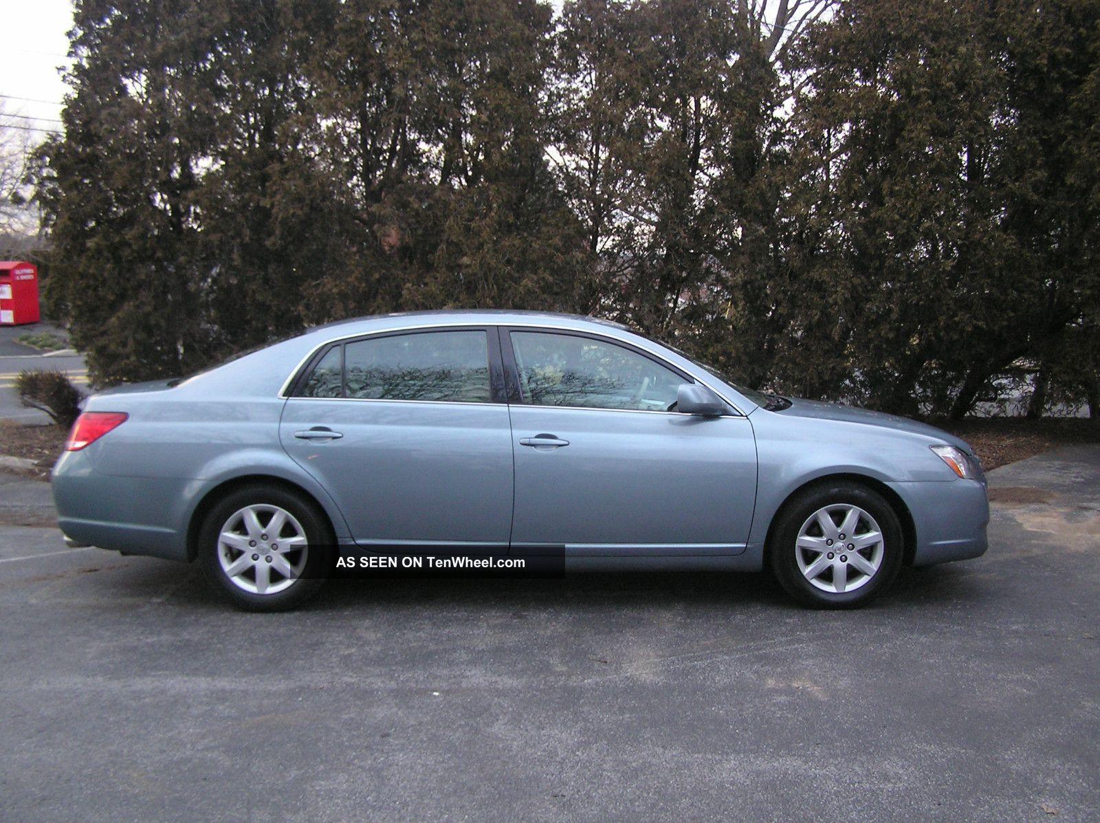 2006 Bmw 750i >> 2006 Toyota Avalon Xl Sedan 4 - Door 3. 5l