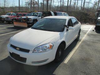 2007 Chevrolet Impala Ex Police Car Government Surplus - Virginia photo