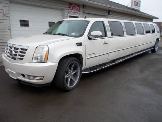 2007 Cadillac Escalade Limousine By Legendary photo